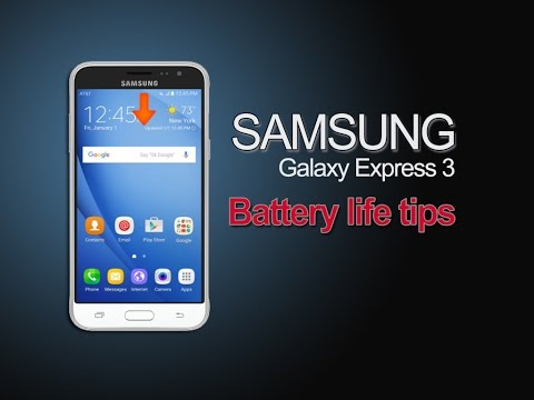 The Secrets To Samsung Galaxy Express 3 Battery life