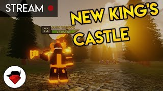 NEW King's Castle Map | Dungeon Quest [ROBLOX]