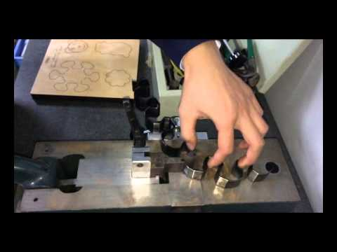 How To Make Dies With Die Board Laser Cutting Machine