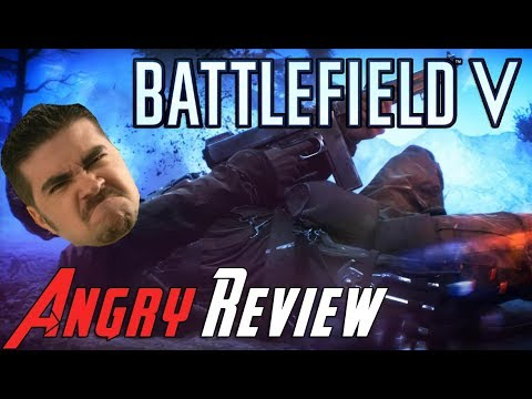 Battlefield V Angry Review