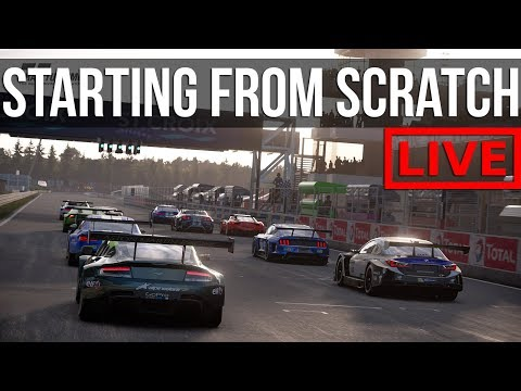 Gran Turismo Sport  Starting From Scratch  Journey To A