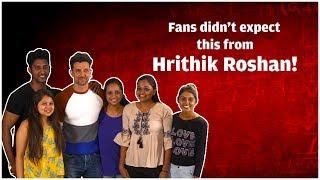 Hrithik Roshan leaves his fans shocked | Super 30