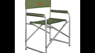 Кресло Woodland Outdoor ALU алюминий АК 01