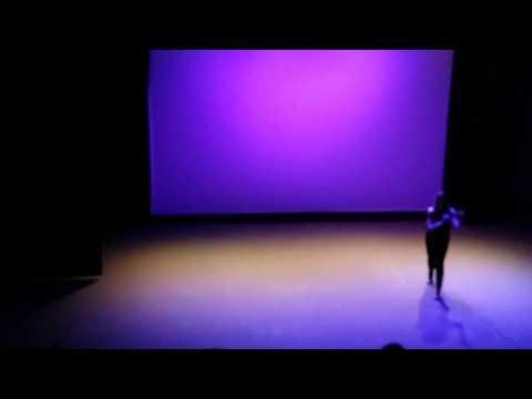 Rhythmic Souls @ Out of the Loop Fringe Festival, Lauren Ohman Solo choreographed by Katelyn Harris