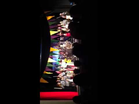 Morgan county elementary school chorus joust Clayton part 1