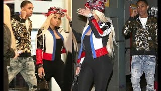 YBN Almighty Jay is dating Blac Chyna. He's 18-She's 29. Is she part of the SC rapper starter kit?
