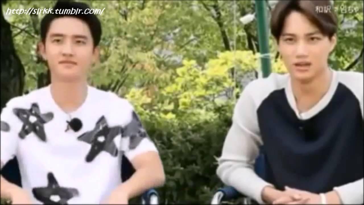 EXO Kai Laugh Compilation Part 2