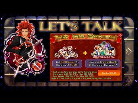 KHux : Let's Talk ~ Buy VIP? & Axel B Traits