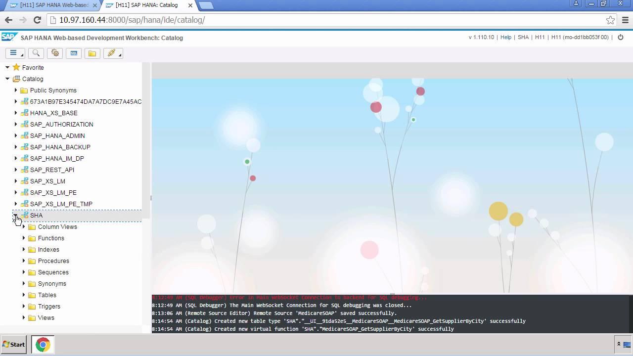SAP HANA Academy - SDI: SOAP Adapter [SPS 11]