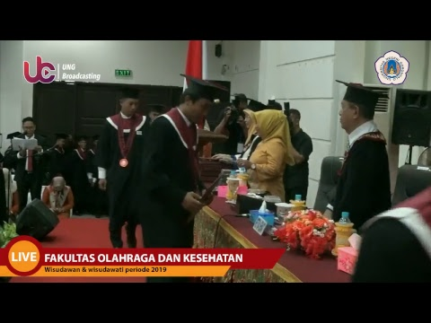 Live Streaming Wisuda UNG