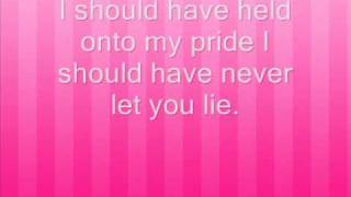More like her--Miranda Lambert (Lyrics)