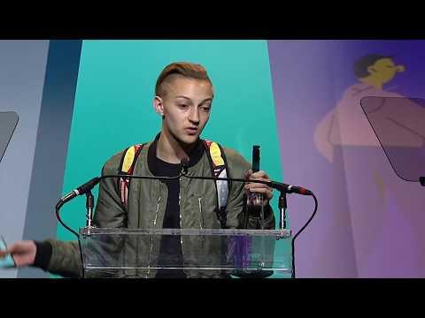 Backpack Kid wins Best in Dance || Shorty Awards 2018