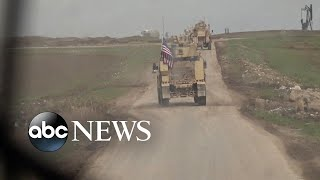Gunmen open fire on US military at Syrian checkpoint