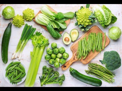 English vocabulary – green food | Từ vựng tiếng Anh – thực phẩm xanh
