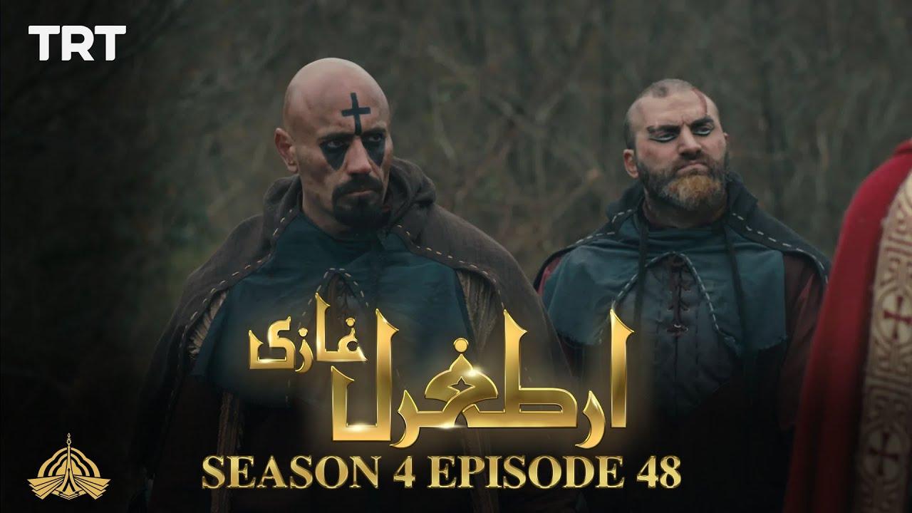 Ertugrul Ghazi Urdu | Episode 48| Season 4
