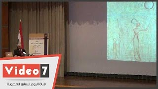 زاهى حواس: الحديث عن آثار خلف حائط مقبرة توت عنخ آمون