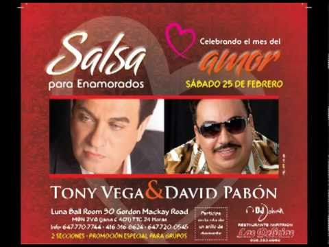 Toni Vega & David Pabon Videos De Viajes