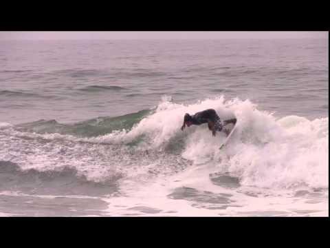 Surf coaching: Forehand Cutback - Regular Footer version