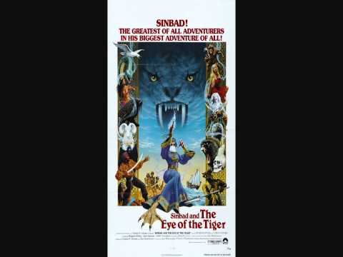 Roy Budd - The Cage (Sinbad And The Eye Of The Tiger)