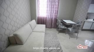 Купить 2-комнатную квартиру с евроремонтом в ЖК Альтаир-1 на Люстдорфской дороге(, 2017-02-10T10:15:39.000Z)