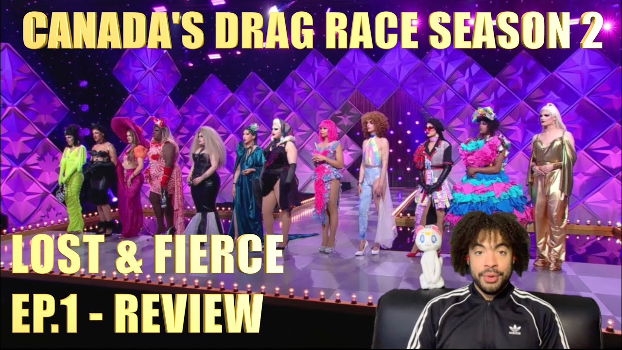Download Canada's Drag Race Season 2 - Ep.1 - Review