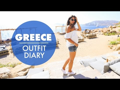 Outfit Diary | Greece