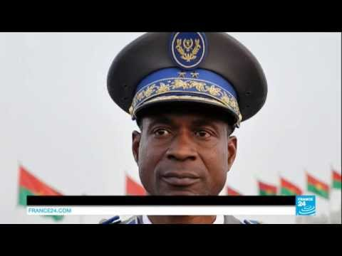 Coup d'État au Burkina Faso - Qui est le général Gilbert Diendéré ? PORTRAIT