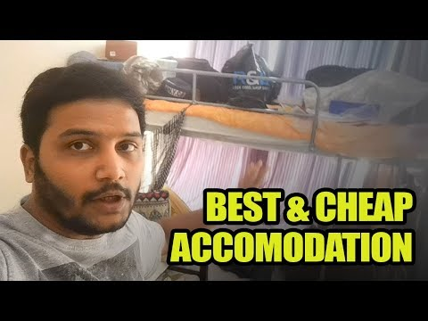 Best Accommodation And Cheap Bedspace 🛌 For Job Hunters And Tourist In Dubai Under Budget