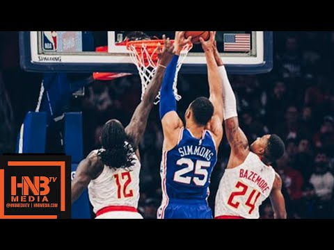 Philadelphia Sixers vs Atlanta Hawks Full Game Highlights | 10.29.2018, NBA Season