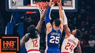 Philadelphia Sixers vs Atlanta Hawks Full Game Highlights | 10.29.2018, NBA Season