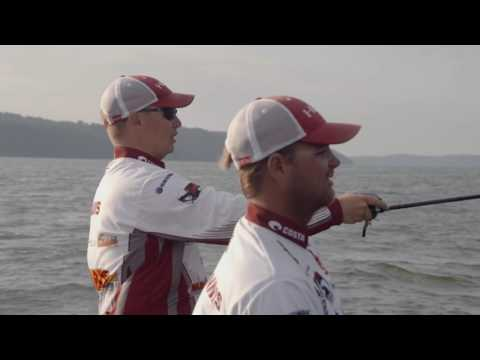 College Bass Fishing Teams From UNA, Auburn, Alabama On The Water