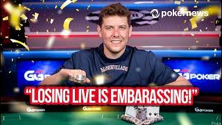 Online vs Live Poker? Bracelet Winner Ari Engel Reveals Some Pros And Cons!