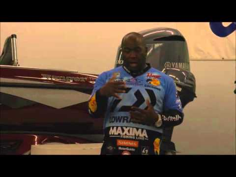 Straight Up Q & A with Bass Angler Ish Monroe