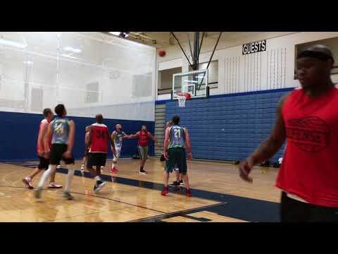 Country Financial Basketball Regular Season Game 1