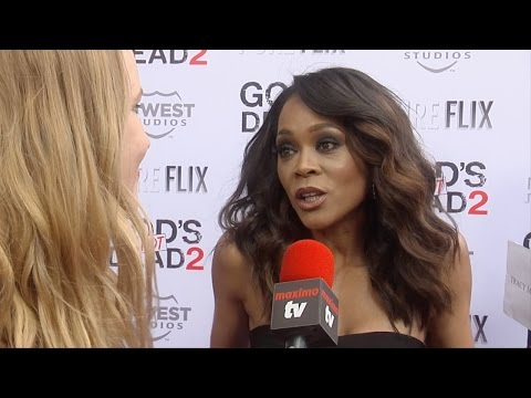 """Robin Givens Interview """"God's Not Dead 2"""" Premiere Red Carpet"""