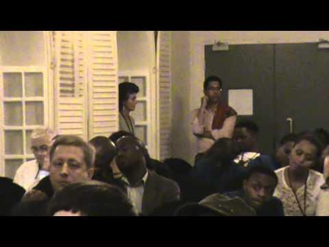 SWOP Meanings of Marikana Colloquium: Day 1 (Part 18)