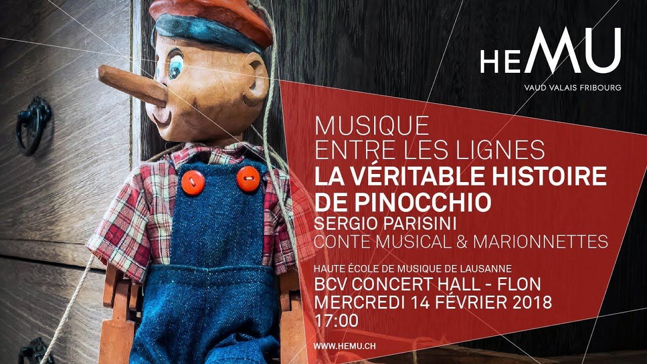 Le Rendez Vous Enchanté Le Chesnay hemu : musique entre les lignes - pinocchio