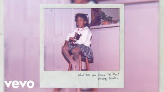 Mickey Guyton - What Are You Gonna Tell Her? (Official Audio)