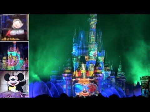 ºoº 東京ディズニーランド ナイトタイムスペクタキュラー Celebrate! Tokyo Disneyland with Fireworks