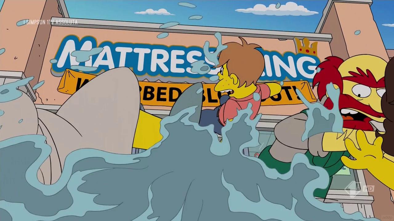 Materassi It.Simpson 29x16 Part 5 Andiamo Ai Materassi It Youtube