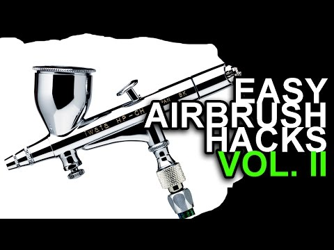 Easy Airbrush Hacks - These Paints Changed Everything