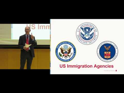 Prof. Steve Yale-Loehr - The Presidential Election's Impact on Immigration & International Exchange