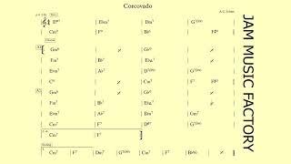 Corcovado 116 bpm play along