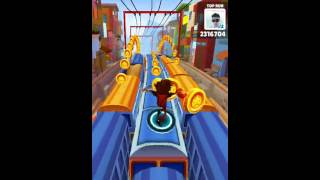 Subway Surfers HACK gameplay