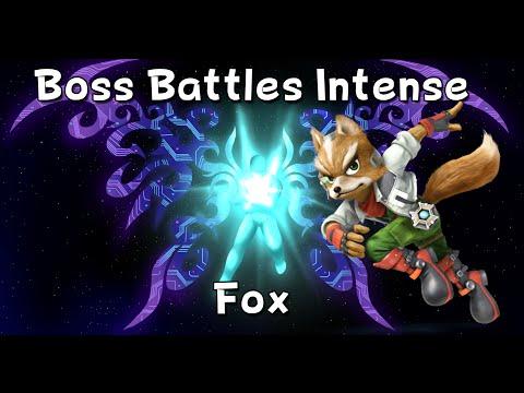 Super Smash Brothers Brawl - Boss Battles Intense - Fox
