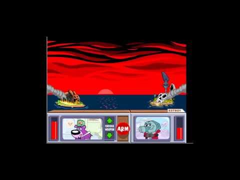 Skylanderdude Plays hector con carne:battle fort game episode 1