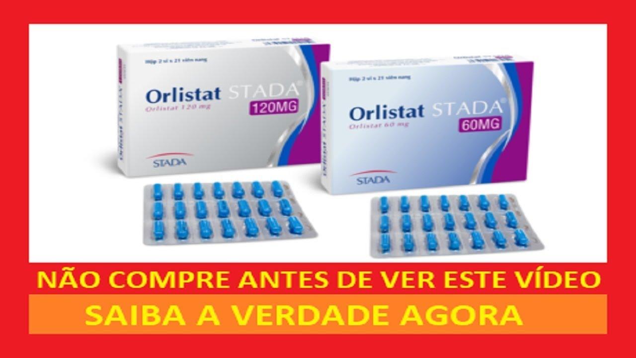 Componentes de orlistat 120 mg
