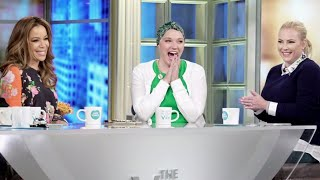 Meghan McCain Remembers Lexi Caviston Who Passed Away After Battle with Glioblastoma | The View