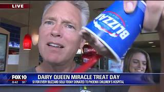 Cory's Corner: Dairy Queen 'Miracle Treat Day'