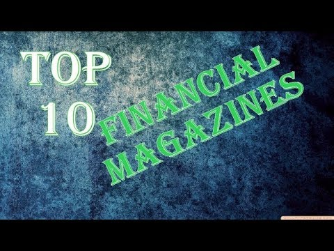Top 10 Financial Magazines of All Time